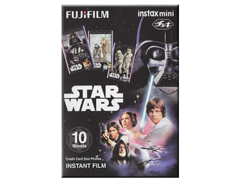 FUJIFILM instax mini Star War 星際大戰 拍立得底片