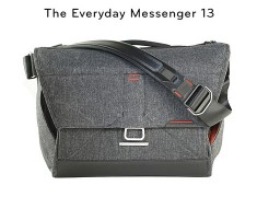 Peak Design Everyday Messenger 魔術使者 13吋 炭燒灰色