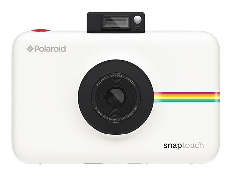 Polaroid Snap Touch 數位拍立得相機 白色