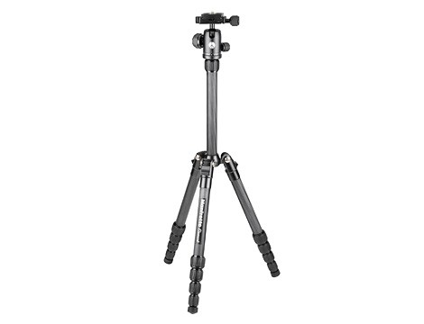 Manfrotto MKELES5CF-BH Element 小型碳纖維五節腳架