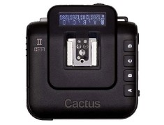 Cactus Wireless Transceiver V6 II〔二代〕閃光燈無線收發器